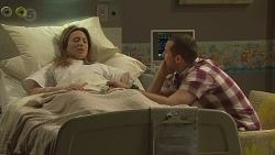 Sonya Mitchell, Toadie Rebecchi in Neighbours Episode 6552