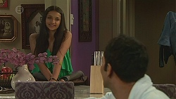 Rani Kapoor, Ajay Kapoor in Neighbours Episode 6553