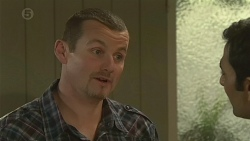 Toadie Rebecchi, Ajay Kapoor in Neighbours Episode 6553