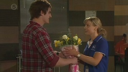Kyle Canning, Georgia Brooks in Neighbours Episode 6555