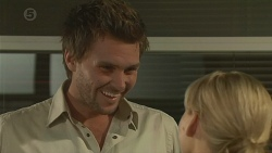 Scotty Boland, Georgia Brooks in Neighbours Episode 6555