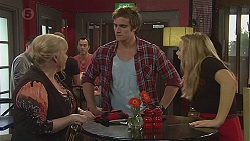 Sheila Canning, Kyle Canning, Natasha Williams in Neighbours Episode 6555