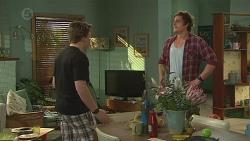 Callum Jones, Kyle Canning in Neighbours Episode 6556
