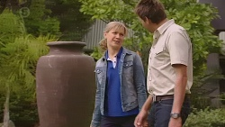 Georgia Brooks, Scotty Boland in Neighbours Episode 6556