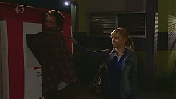 Kyle Canning, Georgia Brooks in Neighbours Episode 6556