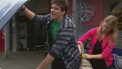 Chris Pappas, Natasha Williams in Neighbours Episode 6557