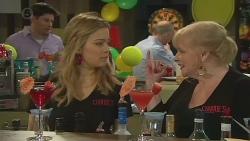 Natasha Williams, Sheila Canning in Neighbours Episode 6557