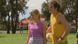 Georgia Brooks, Kyle Canning in Neighbours Episode 6558