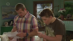 Toadie Rebecchi, Callum Jones in Neighbours Episode 6558