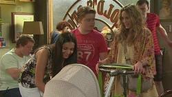 Rani Kapoor, Callum Jones, Sonya Mitchell in Neighbours Episode 6559