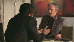 Ajay Kapoor, Tony Corvus in Neighbours Episode 6559