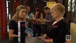 Natasha Williams, Sheila Canning in Neighbours Episode 6561