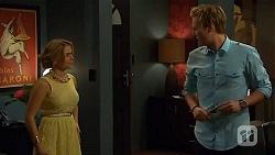 Natasha Williams, Andrew Robinson in Neighbours Episode 6561