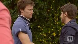 Rhys Lawson, Brett Letson in Neighbours Episode 6561