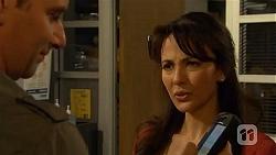 Lucas Fitzgerald, Vanessa Villante in Neighbours Episode 6562