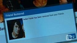 Aidan Foster in Neighbours Episode 6563