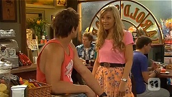 Kyle Canning, Georgia Brooks in Neighbours Episode 6563