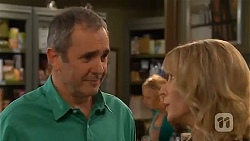 Karl Kennedy, Lyndall Stokes in Neighbours Episode 6563