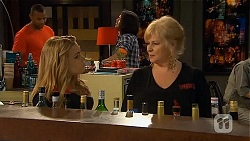Natasha Williams, Sheila Canning in Neighbours Episode 6564