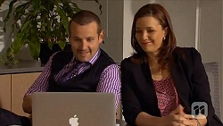 Toadie Rebecchi, Charlotte McKemmie in Neighbours Episode 6564