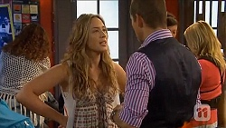 Sonya Mitchell, Toadie Rebecchi in Neighbours Episode 6564