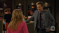 Natasha Williams, Andrew Robinson in Neighbours Episode 6564