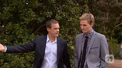 Paul Robinson, Andrew Robinson in Neighbours Episode 6565