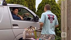 Lucas Fitzgerald, Toadie Rebecchi in Neighbours Episode 6565