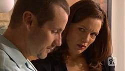 Toadie Rebecchi, Charlotte McKemmie in Neighbours Episode 6565