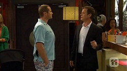 Toadie Rebecchi, Paul Robinson in Neighbours Episode 6565