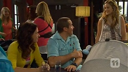 Polly Lipcer, Toadie Rebecchi, Sonya Mitchell in Neighbours Episode 6565