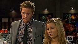 Andrew Robinson, Natasha Williams in Neighbours Episode 6565