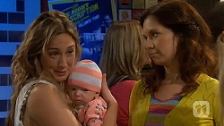 Sonya Mitchell, Nell Rebecchi, Polly Lipcer in Neighbours Episode 6565