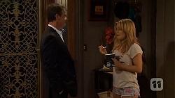 Paul Robinson, Natasha Williams in Neighbours Episode 6565
