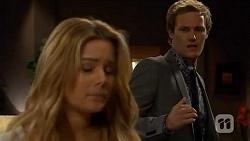Natasha Williams, Andrew Robinson in Neighbours Episode 6565