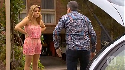 Natasha Williams, Karl Kennedy in Neighbours Episode 6566