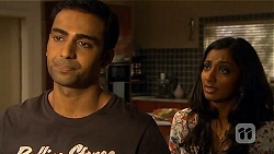 Ajay Kapoor, Priya Kapoor in Neighbours Episode 6566