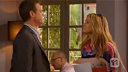 Paul Robinson, Natasha Williams in Neighbours Episode 6566
