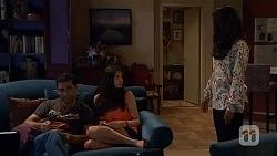 Ajay Kapoor, Rani Kapoor, Priya Kapoor in Neighbours Episode 6567