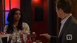 Priya Kapoor, Paul Robinson in Neighbours Episode 6567