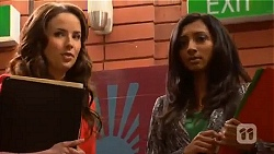 Kate Ramsay, Priya Kapoor in Neighbours Episode 6567