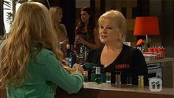 Georgia Brooks, Sheila Canning in Neighbours Episode 6568