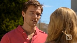 Rhys Lawson, Georgia Brooks in Neighbours Episode 6568