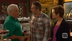 Lou Carpenter, Karl Kennedy, Susan Kennedy in Neighbours Episode 6569
