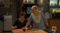 Kyle Canning, Sheila Canning in Neighbours Episode 6569