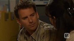 Lucas Fitzgerald, Vanessa Villante in Neighbours Episode 6569