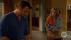Lucas Fitzgerald, Sonya Rebecchi in Neighbours Episode 6570