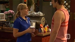 Georgia Brooks, Kyle Canning in Neighbours Episode 6570