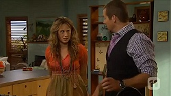 Sonya Mitchell, Toadie Rebecchi in Neighbours Episode 6570