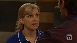 Georgia Brooks, Rhys Lawson in Neighbours Episode 6570